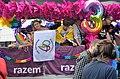 02019 0114 (2) Equality March 2019 in Katowice, Razem.jpg