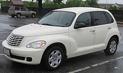 2006-2008 Chrysler PT Cruiser