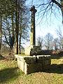 062 Plounéour-Ménez Croix de Dividou XVIe remaniée XIXe.JPG