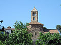 067 Santa Maria de Terrassa, des del parc de Vallparadís.JPG