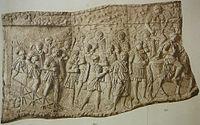 074 Conrad Cichorius, Die Reliefs der Traianssäule, Tafel LXXIV.jpg