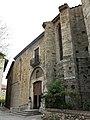 091 Santa Maria de Camprodon, façana sud, portal.JPG