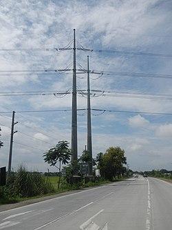 09962jfLandscape paddy field villages trees Bridges Bulacan Bypass Arterial Roadfvf 09.jpg