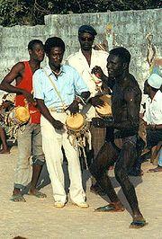 1014067-Serrekunda arena for wrestling-The Gambia