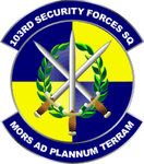103 Security Forces Sq emblem.png