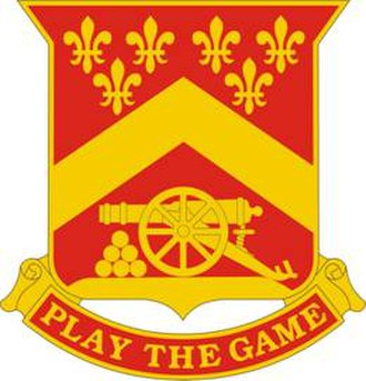 103rd Field Artillery Regiment - 103rd FA Regiment Distinctive Unit Insignia