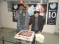 10 years of Wikipedia Birthday party 132.JPG