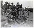 111-SC-368346 - Men of 35th Infantry Division receive instruction on river crossing in Holland, February 1945.jpg