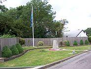 11 Group Operations Room Memorial and RAF Ensign, RAF Uxbridge