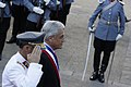 11 Marzo 2018, Ministra Cecilia Perez participa en la llegada del Prdte. Sebastian Piñera a La Moneda. (39861613955).jpg