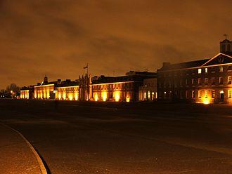1983 Royal Artillery Barracks bombing - The Royal Artillery Barracks in London