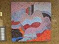 1210 Autokaderstraße 3-7 Tomaschekstraße 44 Stg 23 - Mosaik-Hauszeichen von E Sch 1968 IMG 0973.jpg