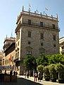 126 Palau de la Generalitat Valenciana, torre antiga.JPG