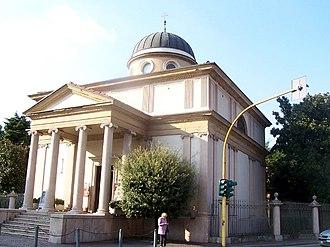Brugherio - St. Lucius church.