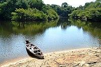 13- Lago do Moura Comunidade Quilombola na Reserva Biológica do Trombetas Pará - foto de Carolina de Melo Franco.jpg