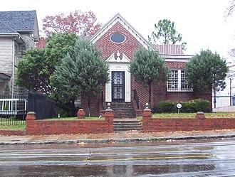 Laura Bullion - Laura Bullion's residence in Memphis from 1927 to 1948 (2007)