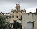 152 Xalet El Paraíso, des de la fàbrica Calisay.jpg