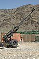 155mm howitzer at Forward Operating Base Kalagush.jpg