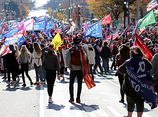 2020–21 United States election protests Nationwide protests in the aftermath of the 2020 United States election