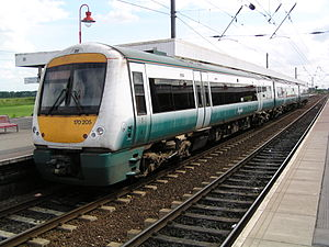 London Crosslink - Image: 170205 at Ely