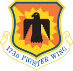 Image illustrative de l'article 173rd Fighter Wing