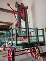 1794 guillotine mobile, Musée Maurice Dufresne photo 2.jpg