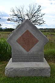 17th ME Inf Position Marker