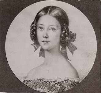 Princess Anna of Prussia - A young Anna.