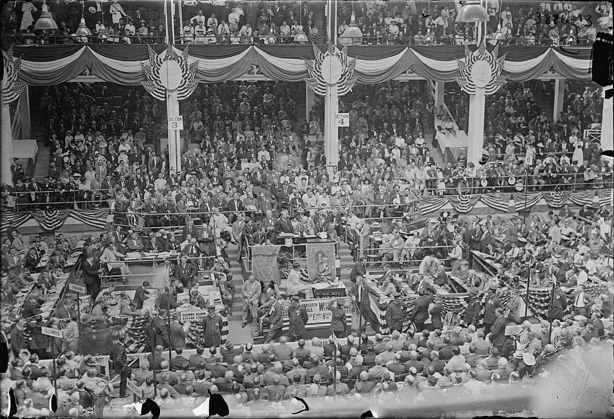 1916 Democratic National Convention - Wikipedia