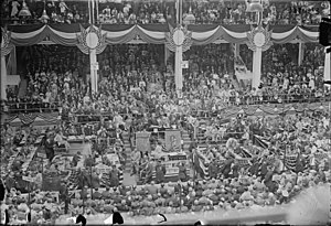 1916 Democratic National Convention - Image: 1916 Democratic National Convention St Louis