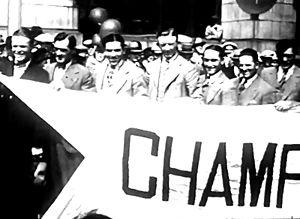 Oakland Oaks (PCL) - 1927 Oakland Oaks champions.