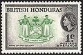 1953 1c British Honduras stamp.jpg