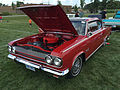 1965 Rambler Marlin fastback 2015-AMO meet in red and black 2of6.jpg
