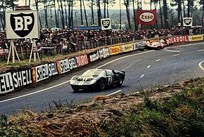 24 Stunden Rennen Von Le Mans 1966 Wikipedia