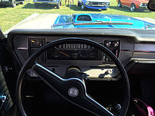 1970 AMC Rebel - The Machine - muscle car in white with RWB trim 4-speed AMO 2015 meet 4of4.jpg