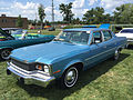 1975 AMC Matador sedan blue base model at 2015 AMO show 1of6.jpg