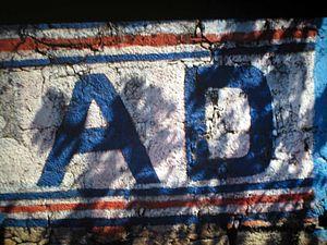 Democratic Alliance (Portugal) - AD - Democratic Alliance, mural painting