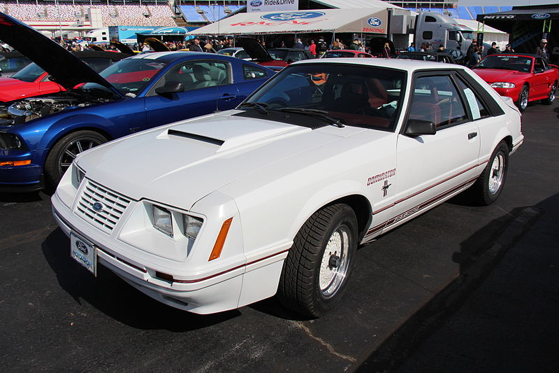 File:1984 Ford Mustang GT350 Dominator (14452209866).jpg