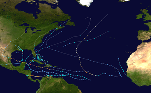 1941 Atlantic hurricane season
