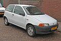 1995 Fiat Punto 60 S (8074041257).jpg