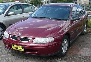 e7278b7b335 Chevrolet Omega CD. 1999-2000 Holden VT II Commodore Executive sedan 01.jpg