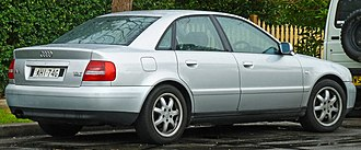 Audi A4 - Sedan (facelift)