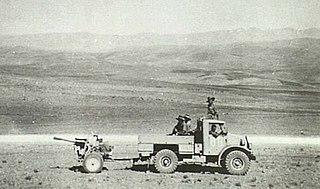 2/1st Anti-Tank Regiment (Australia) Australian Army anti-tank regiment
