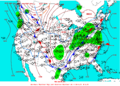 2003-03-05 Surface Weather Map NOAA.png