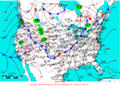 2006-02-15 Surface Weather Map NOAA.png