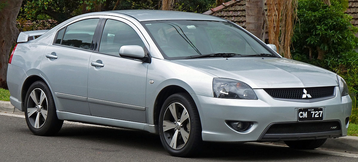 Mitsubishi 380 vrx 2007