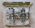 20070412107DR Gamig (Dohna) Schloßkapelle Doppelwappen.jpg