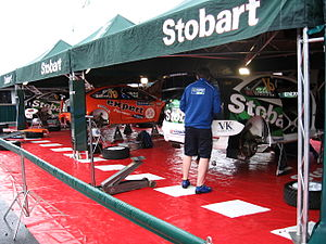 2007 Rally Finland preparations 09.JPG