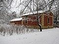 2008-01-24 Гатчина. Сторожка у Сильвийских ворот (2).JPG