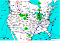 2008-03-06 Surface Weather Map NOAA.png